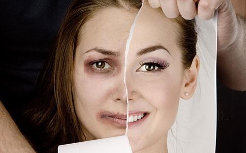 mulheres vitimas de violencia-PAINT